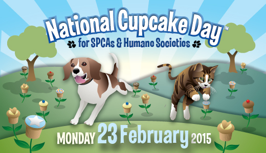 Enjoy a Cupcake and support a Cause for Paws